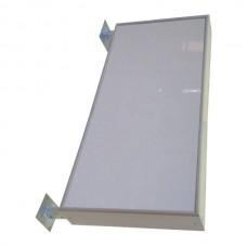 Světelný oboustranný poutač - výtrč 50 x 100 cm